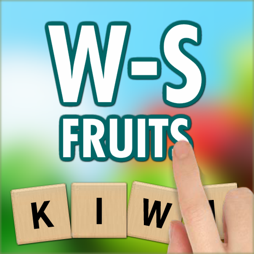 Word Search: Fruits & Veggies