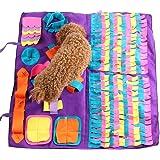 Fushida - Tappetino per cani, giocattolo interattivo per cani e gatti, resistente e lavabile in lavatrice