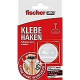 fischer Lijmhaak, 1x complete set met haak en lijm, inclusief reinigingsdoek, geheel zonder gereedschap - 545950