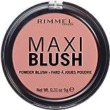 Rimmel London Fard in Polvere Blush a Lunga Durata, Formato Maxi 9 g, 006 Exposed