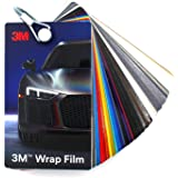 3m Wrap Film Series 1080 Swatch Sample Book By 3m Auto