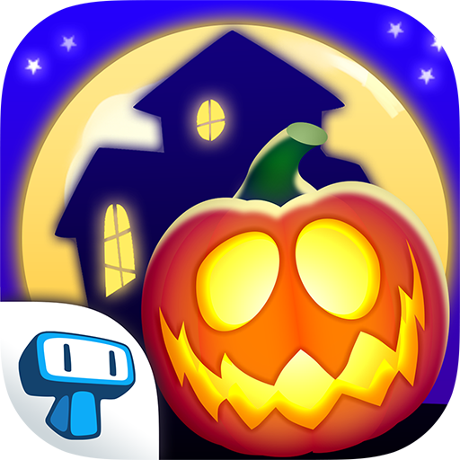 Halloween Mansion (Halloween-tops)