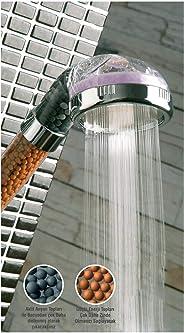 %50 Su Tasarruflu ve Arıtmalı Banyo El Duş Başlığı