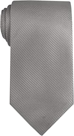 Remo Sartori - Cravatta In Pura Seta Tinta Unita, Larghezza 8 Cm, Made In Italy, Uomo
