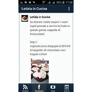 Letizia in Cucina: Amazon.it: Appstore per Android