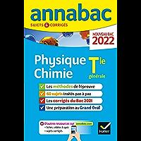 Annales du bac Annabac 2022 Physique-Chimie Tle générale (spécialité) : méthodes & sujets corrigés nouveau bac