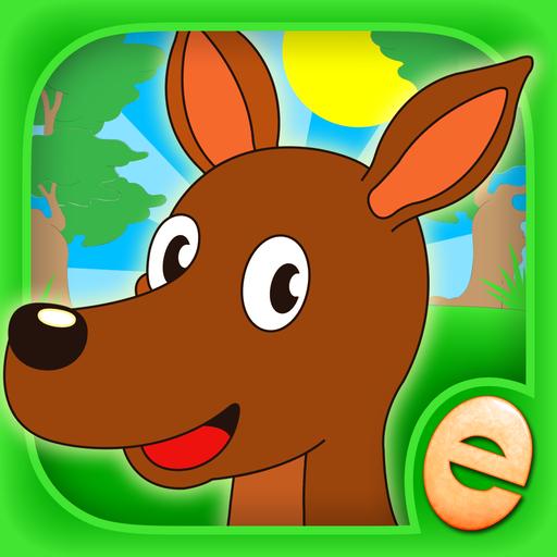 Tierpuzzle Für Kinder Mit Fähigkeiten Frei: Den Besten Pre-K, Kindergarten Und 1. Klasse Aktivität Vorschulform Spiele Für Kleinkinder, Jungen Und Mädchen - Pre K-spiele