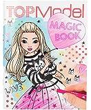 Depesche 10134 Malbuch Magic Book TOPModel, bunt