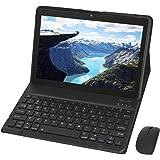 KISEDAR Tablet PC de 10 Pulgadas Android 9.0 4GB RAM / 64GB / 8000AH /Tarjeta SIM Dual/GPS/WiFi/Teclado Bluetooth/Mouse/Cubie
