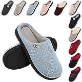 incarpo Zapatillas Casa Mujer Lana de Coral Zapatillas de Estar por Casa Antideslizante Pantuflas de Interior y Exterior Cáli