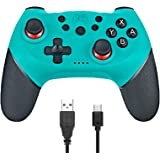 N Controller Wireless per Nintendo Switch e Switch Lite Bluetooth Nintendo Switch PRO Controller Gamepad con Batteria Ricaric