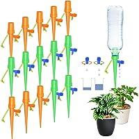 Fostoy Irrigazione a Goccia, Regolabile Strumento di Irrigazione Automatico a Goccia Dispositivo Sistema d'irrigazione…