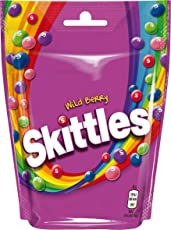 Skittles Gems Wild Berry Pouch, 174g
