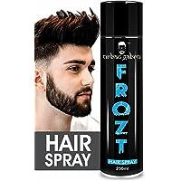 UrbanGabru Frozt Hair Spray Extreme Hold for Women & Men| No Gas| Freeze Hair