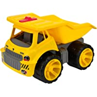 BIG Spielwarenfabrik 800055810 - Power-Worker Maxi Truck - Kinderfahrzeug, geeignet als Sandspielzeug und für das…