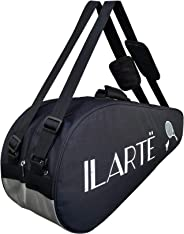 ILARTE Pro-3003 Badminton Racquet Kit Bag Cover Case (Multi Color)
