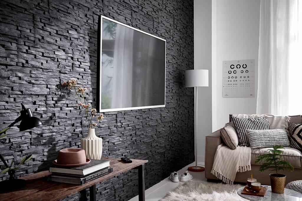 Decorare le pareti di casa con le tavole adesive 3d ecco 18 esempi - Tavole adesive 3d prezzi ...