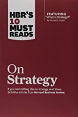 HBR's 10 Must Reads on Strategy (Harvard Business Review Must Reads) Paperback