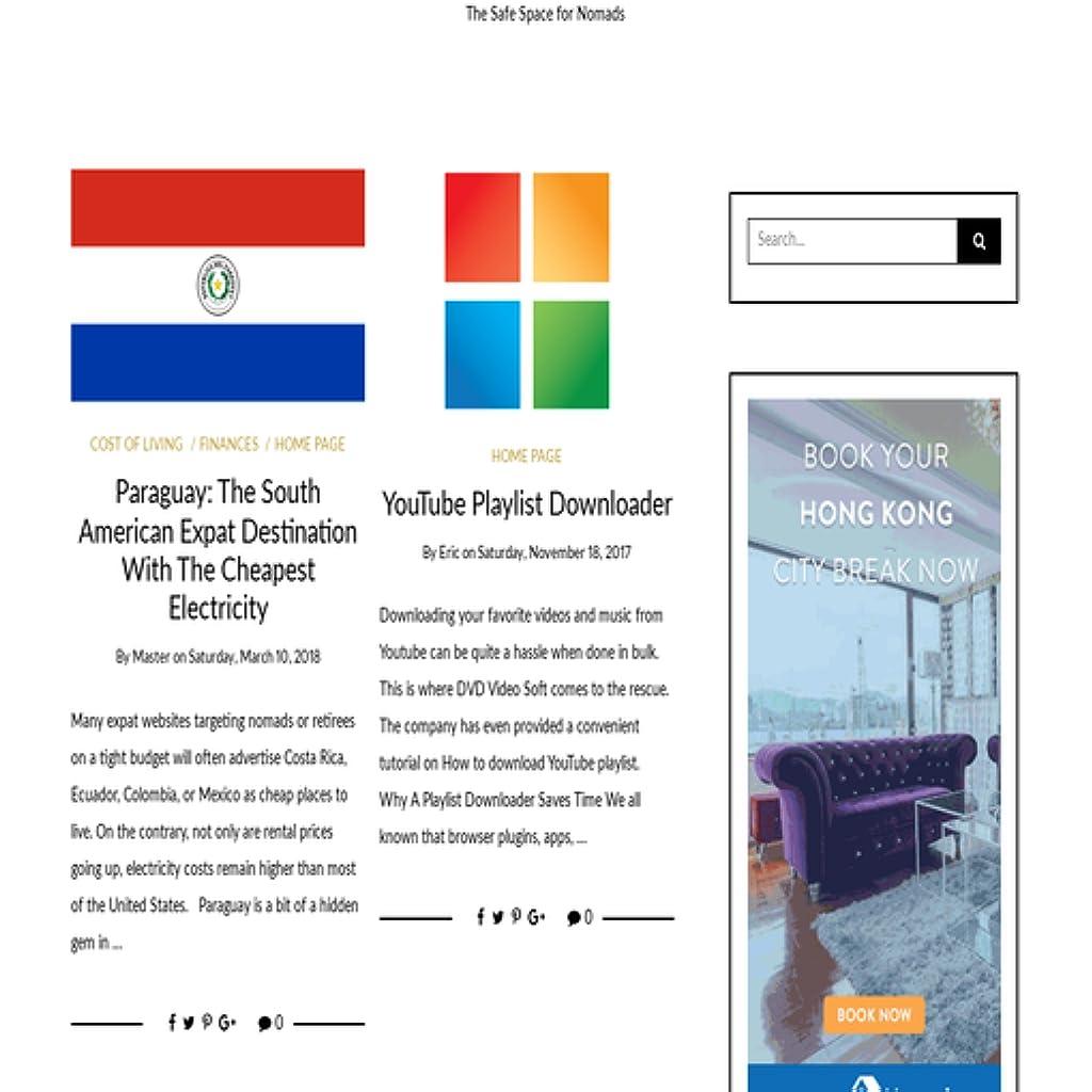 Expatriate Space - An Expatriate Digital Nomad Blog
