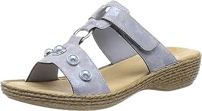 Rieker Damen 658p1 12 Pantoletten: : Schuhe PAVxF