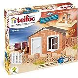 Teifoc - 2042822 - Jeu De Construction En Briques - Maison De Plage