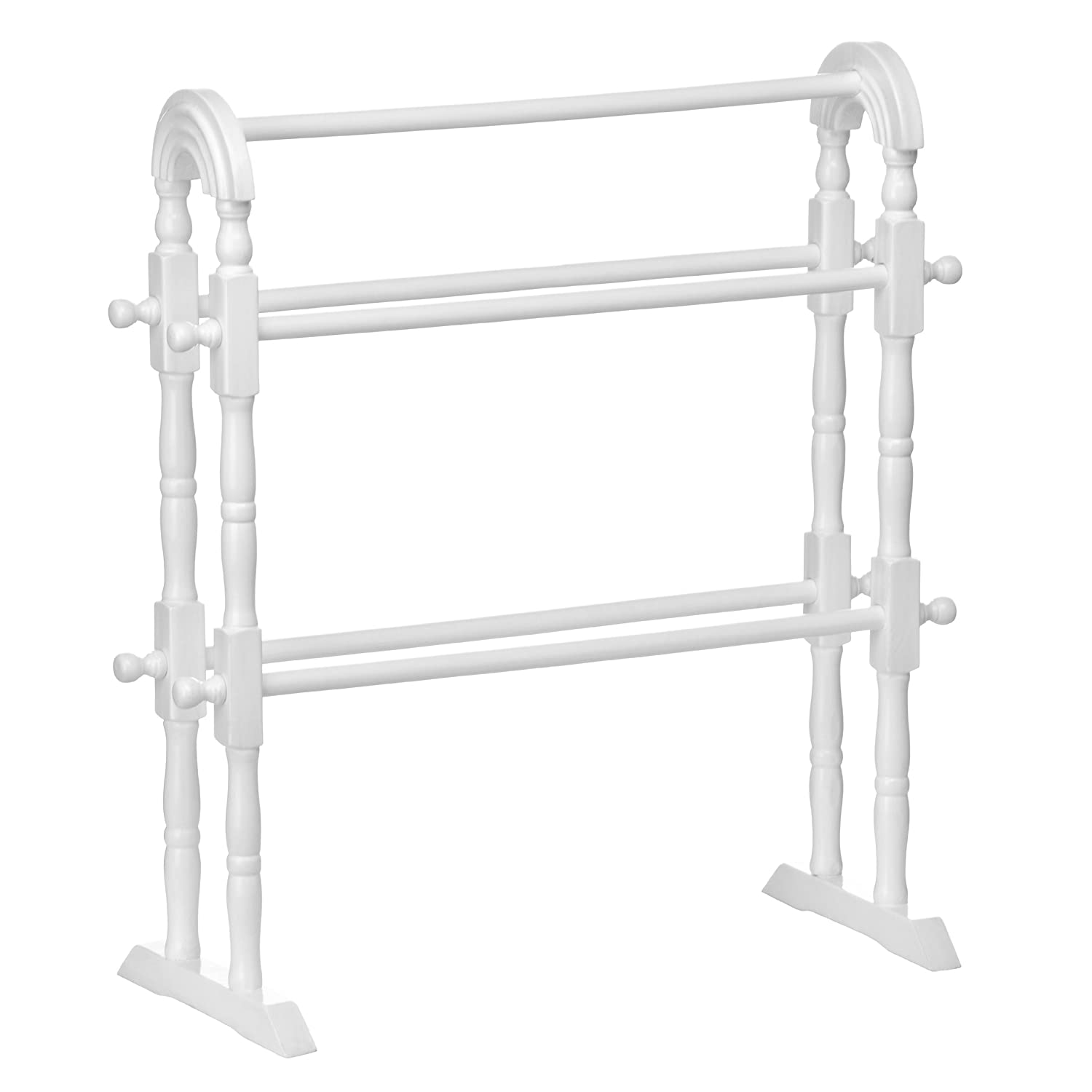 premier housewares towel rail  white amazoncouk kitchen  home -