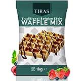 Belgian Style Crispy and Tasty Waffle Waffle Mix - 1KG Bag