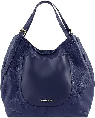 Tuscany Leather Cinzia Borsa shopping in pelle morbida