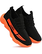 layasa Men's Air Series Mesh Sports Running Shoes