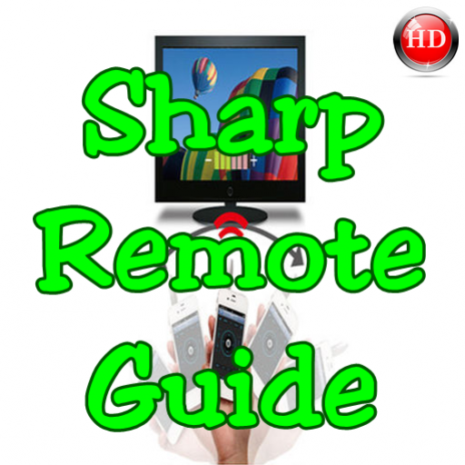 sharp-remote-guide