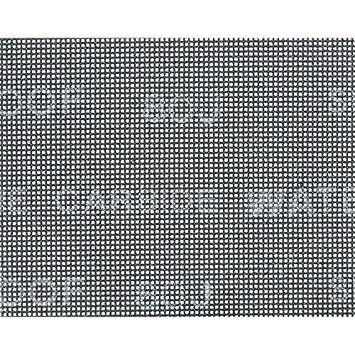 Dewalt dwam4326Körnung 220Mesh Tabelle (5Blatt), 1/10,2cm