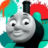2017 Thomas u  Friends  Spills   Thrills Game Pack
