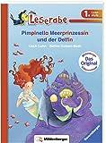 Pimpinella Meerprinzessin und der Delfin (Leserabe mit Mildenberger Silbenmethode)