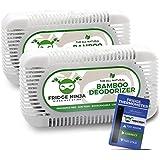 Ellis Harper Assorbi odori Frigorifero e Freezer Purificatore Deumidificatore Naturale per Ambienti Senza Profumi – Deodorant