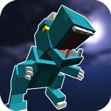 Block Dino Maps Adventure