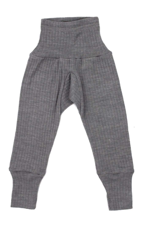 Cosi Lana Wollbody – Pantalón para bebé; 45% algodón orgánico, 35% lana orgánica y 20% seda 1
