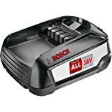 Bosch BHZUB1830 Wechselakku (geeignet für den kabellosen Handstaubsauger Unlimited, 3,0 Ah Laufzeit) schwarz
