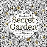 Secret Garden 2018 Calendar: An Inky Treasure Hunt and 2018 Coloring Calendar