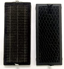 AMERICAN MICRONIC Replacement Filter Set for Air Purifier AMI-AP1-22Dx