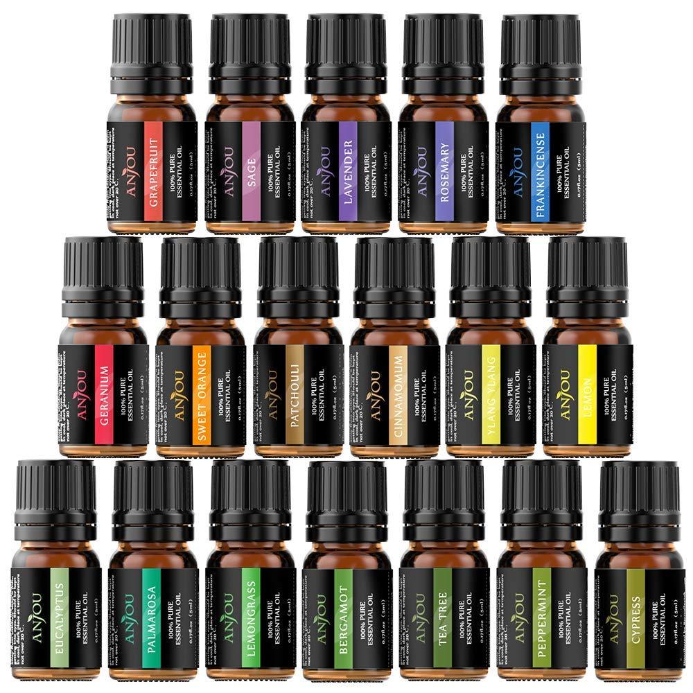 DIY aromaterápiás spray- Illóolajok