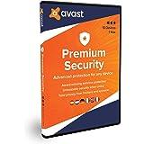 Avast Premium Security 2020 | Multi-dispositivo | 10 dispositivi | 1 anno | Box