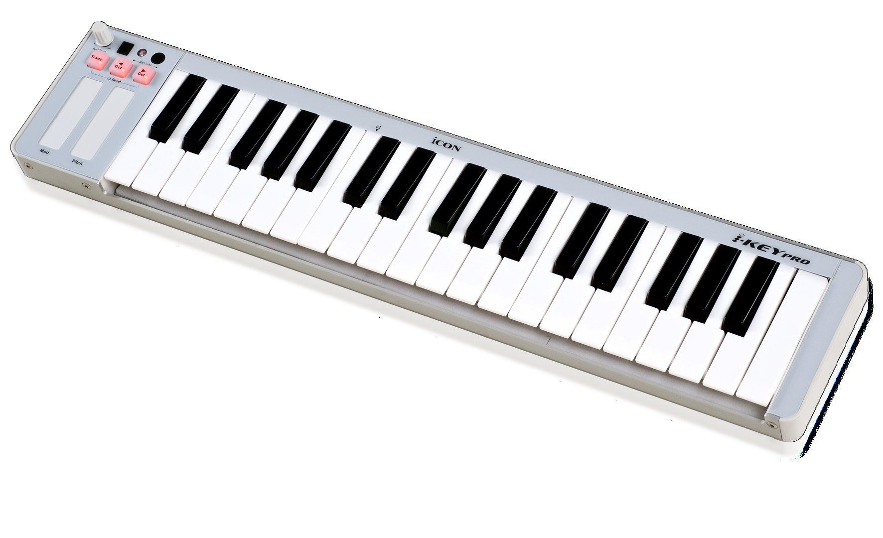 Icon i-Key PRO Tastiera elettronica