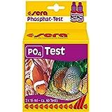 Sera Prueba de fosfato 04930 (P04), Prueba de Agua para Aproximadamente 60 mediciones, Mide de Forma fiable y precisa el Cont