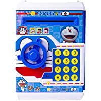 Ey Catching Battery Operated Mini ATM Safe Kids Piggy Saving ATM Bank with Electronic Lock Coin Bank Cash Deposit…