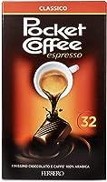 Ferrero Pocket Coffee Classico, Confezione da 32 Praline - 400 gr