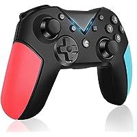 RegeMoudal Controller Wireless per Nintendo Switch, Bluetooth Switch Pro Controller, Switch Joystick Gamepad con…