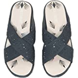 niva Extra Cushioned Mules Stylish Sandals for Womens