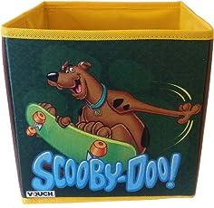 Scooby Doo Toys Organizer, Storage Box for Kids