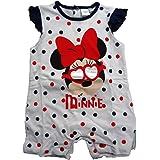 Disney Tutina Pagliaccetto neonata Spalla Larga Minnie Nuova Collezione Art. WD101299