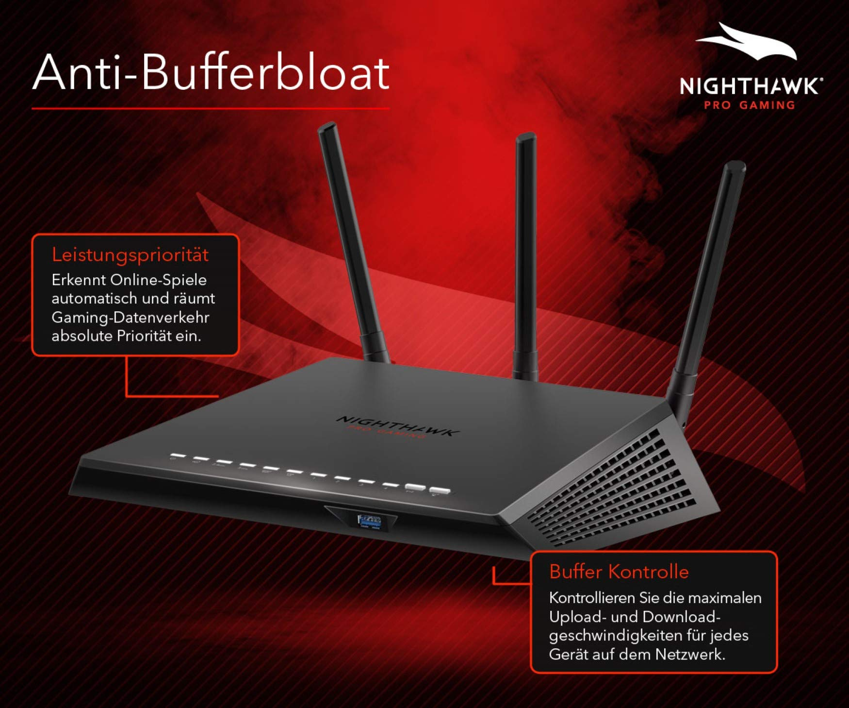 6x Gaming/AX Router